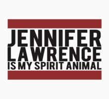 jennifer lawrence is my spirit animal by kirsten-leigh
