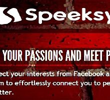 Social Discovery Website - www.speeksy.com by speeksy