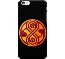 The Seal of Rassilon iPhone Case/Skin