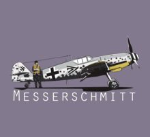 Messerschmitt Bf 109 by Siegeworks .