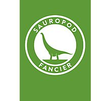 Sauropod Fancier Print Photographic Print