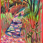 Path by the lake by Emily  Garces