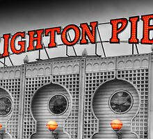 Brighton Pier - HDR- SC2 by Colin  Williams Photography
