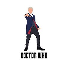 Peter Capaldi's Doctor Who by MeganHilleard