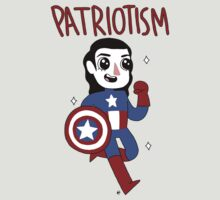 Such Patriotism! by Anna Martin