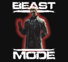 Beast mode - Albert Wesker by Ali Gokalp