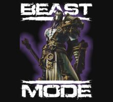 Beast mode - Death by Ali Gokalp