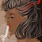 Rock & Roll  by Julija Lubgane