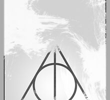 HarryPotter The Deathly Hallows PhoneCase by ZivHM