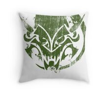 Goblin Nation Throw Pillow