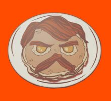 Ron Swanson Breakfast by Valhalla Halvorson