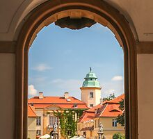 Ksiaz Castle,Poland by LacoHubaty