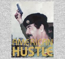 American Hustle: Saddam Hussein by Matthew Durigon