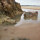 Darwin Waters - Driptstone Cliffs by chijude