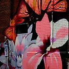 Graffiti a work of Art by Larry Llewellyn