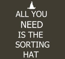 All you need is sorting hat by Attare