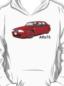 Alfaromeo 75 evolution T-Shirt