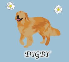 Digby - Pushing Daisies by Starwake