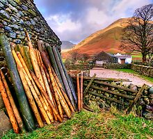 Wasdale Head by Stephen Smith