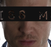 Miss Me? Sticker