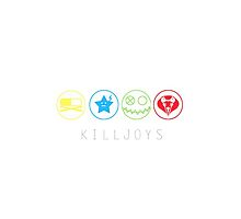 Killjoys Make Some Noise! by Megawyatt1234