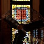 Stained Glass Fan-tasy by Michael May