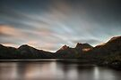 Cradle Mountain at Dawn by Mieke Boynton