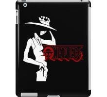 Straw Hat iPad Case/Skin