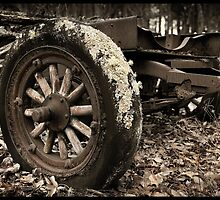 Automotive Graveyard #12 by Malcolm Heberle