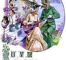 Be My Valentine. by - nawroski -