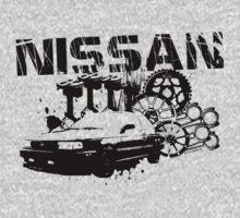 NISSAN SENTRA B13  by Jimmy Rivera