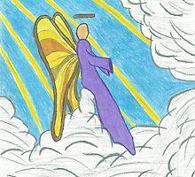 Resting Angel by gt6673