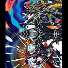 Yu-Gi-Oh! by wersderf