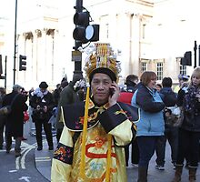 Chinese New Year London  2014 by Keith Larby