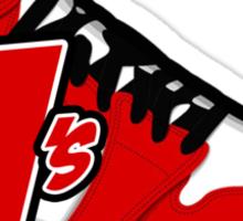Jordan 1's Sticker