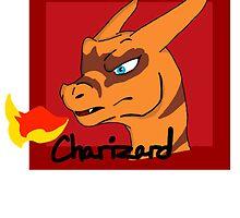 Clone Charizard by ZeroTiger