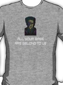 AYBABTU ~ All Your Base Are Belong To Us ~ t shirt T-Shirt