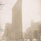 Flatiron in WInter by Jessica Jenney