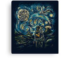 Hylian Night Canvas Print