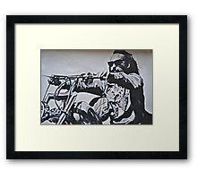 Dennis Hopper Framed Print