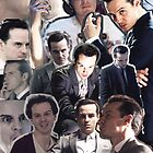 Consulting Criminal Collage by roisinmcgee