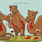 Camel Wine Tasting by Thingsesque