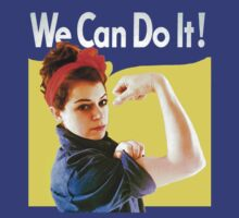 We can do it Tatiana Maslany by saraquinlovesme