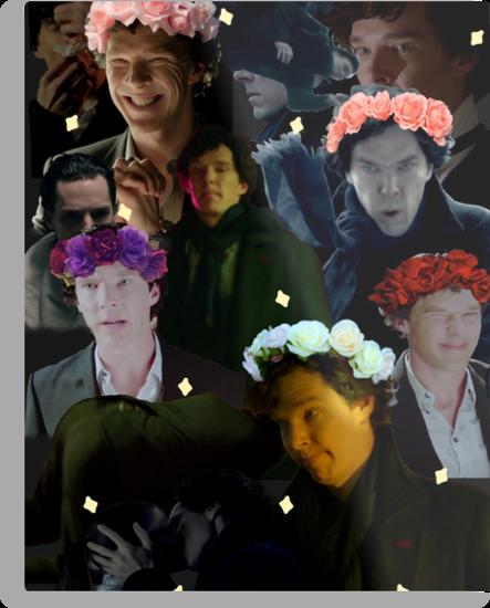 Sherlock in season three by Kate Whitney