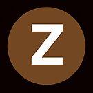 Z Train Placard by axemangraphics