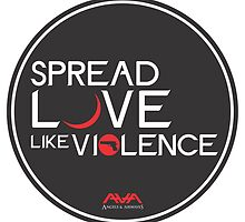 AvA Spread love like violence by Jonrabbit
