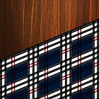 Wooden Scottish Tartan by Nicklas81