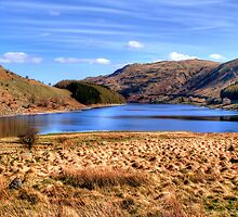 Haweswater, Lake District by English Landscape Prints