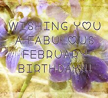 feb. birthday wish by vigor