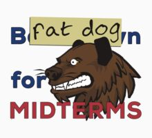 Fat Dog for midterms by Dougie Harrower